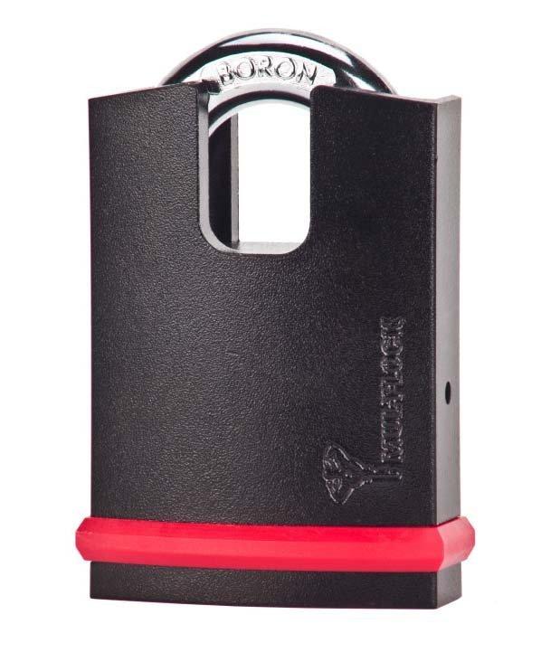 Mul-T-Lock Padlock NE14H, High Security NE Series Heavy Duty Interactive Plus