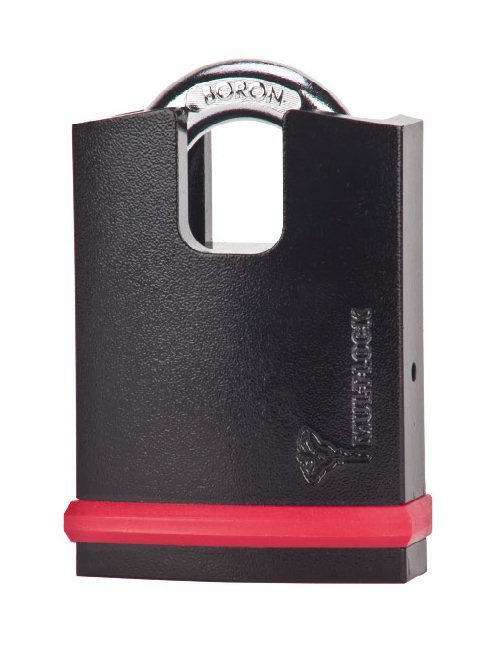 Mul-T-Lock Padlock NE 12H 12MM High Security Interactive + PLUS BORON SHACKLE