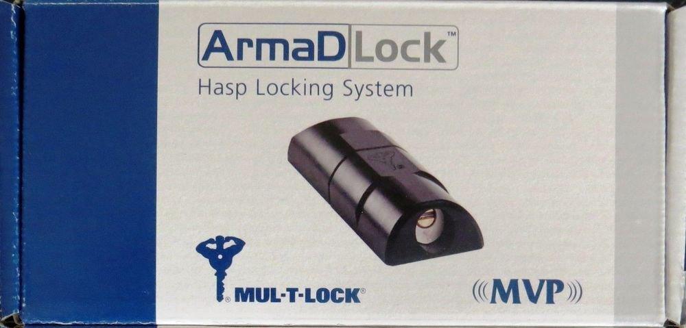 Mul-t-lock ArmaDlock van lock rear van door 2 keys interactive plus