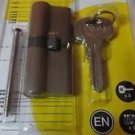 X 2 YALE DOOR LOCK CYLINDER 70 EURO PROFILE LOCKSMITH LOCKS  HOME SECURITY LOT