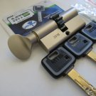 Mul-T-Lock  MT5+ 66mm 33X33 COG WHEEL Replacement Cylinder lock euro profile