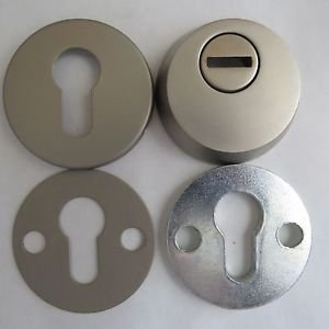 MUL T LOCK CYLINDER DOOR LOCK PROTECTOR - FOR EURO PROFILE - DOOR LOCK