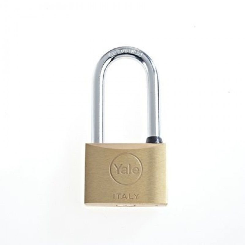 Yale padlock long shackle Quality lock sheds gate latch hasp garage outdoor