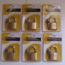 6 X YALE PADLOCK 40MM HIGH QUALITY STORAGE GATE SHED LOCK CABINET LOT