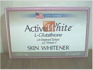 Active White L-Glutathione 60 capsules