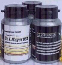Dr. J. Mayer USA Advance Glutathione 60 capsules