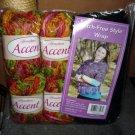 "HERRSCHNERS Accent Stitch Free Style Wrap Kit 18"" x 65"""