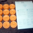 PARTYLITE Tealight NECTARTINI Box of 12 NIB VO4319 FREE SHIPPING