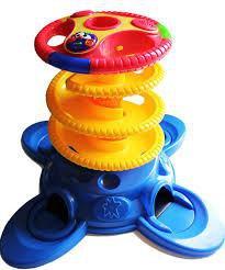 Fisher Price Baby Playzone Pull Up Ball Blast