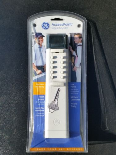 Ge accesspoint keysafe instructions