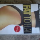 Janet Thomson Fat to Flat VHS Exercise video (PAL)