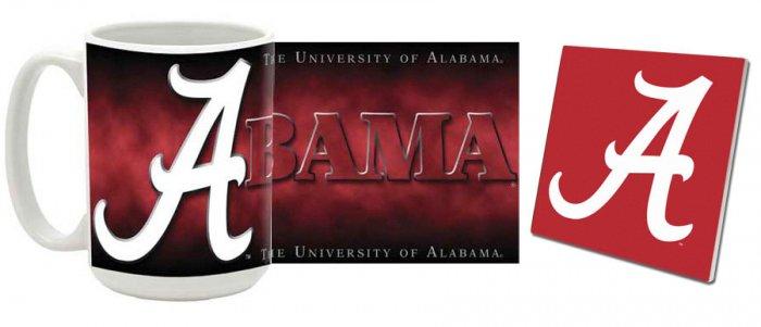 Alabama Mug and Coaster Combo MCC-AL1