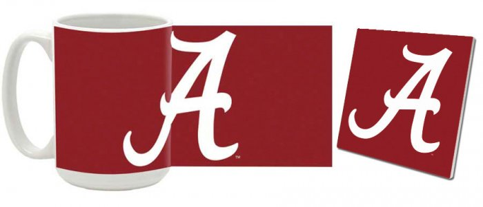 Alabama Mug and Coaster Combo MCC-AL2