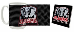 Alabama Mug and Coaster Combo MCC-AL4