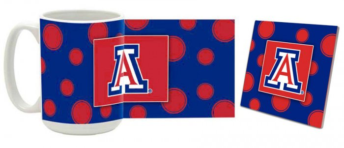 Arizona Mug and Coaster Combo MCC-AZPD