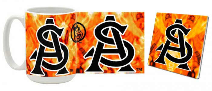 Arizona State Mug and Coaster Combo MCC-AZSU2