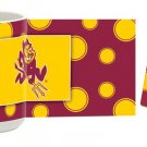 Arizona State Mug and Coaster Combo MCC-AZSUPD