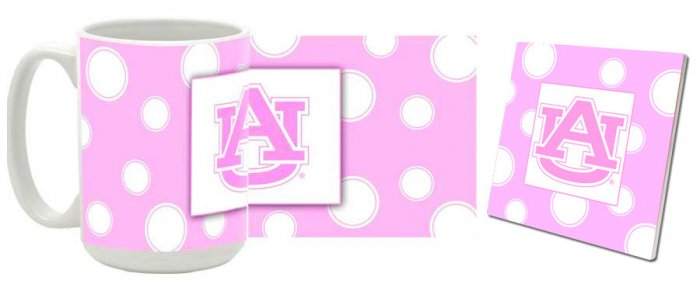 Auburn Mug and Coaster Combo MCC-ALAUPK