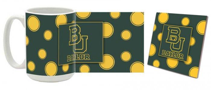Baylor Mug and Coaster Combo MCC-TXBUPD