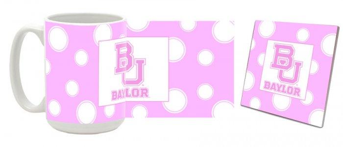 Baylor Mug and Coaster Combo MCC-TXBUPK