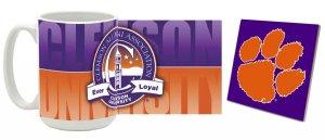 Clemson Mug and Coaster Combo MCC-SCCLEM3