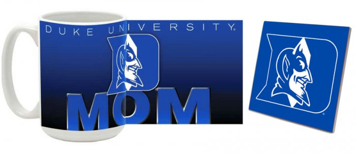Duke Mug and Coaster Combo MCC-NCDUK5