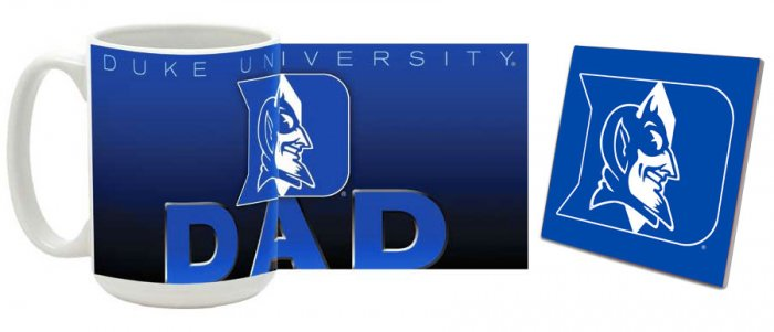 Duke Mug and Coaster Combo MCC-NCDUK6