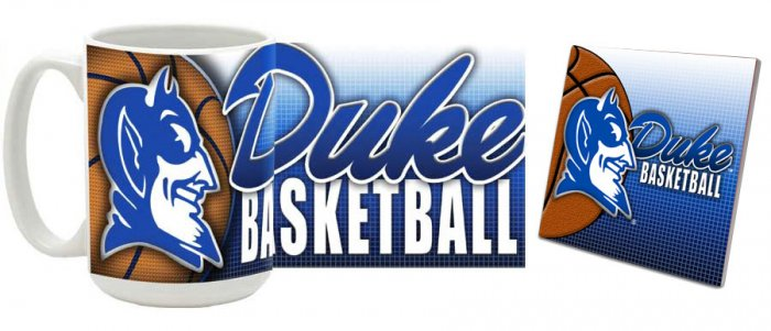 Duke Mug and Coaster Combo MCC-NCDUK7