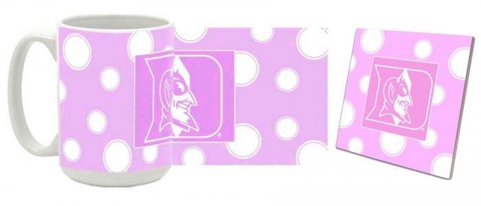 Duke Mug and Coaster Combo MCC-NCDUKPK