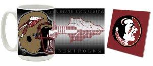 Florida State Mug and Coaster Combo MCC-FLSU2