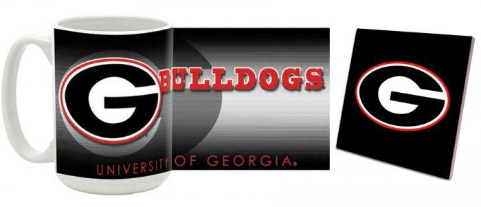 Georgia Mug and Coaster Combo MCC-GA1