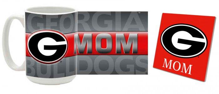Georgia Mug and Coaster Combo MCC-GA9