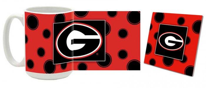 Georgia Mug and Coaster Combo MCC-GAPD