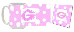 Georgia Mug and Coaster Combo MCC-GAPK