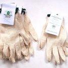 HEMP Natural gloves hand hemp