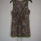 Summer top made in France size US 8 UK 10