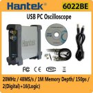 Hantek 6022BE PC USB oscilloscope 20MHz