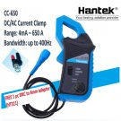 HANTEK CC-650 AC/DC Current Clamp (BNC option only) + 1 free BNC to DMM adaptor