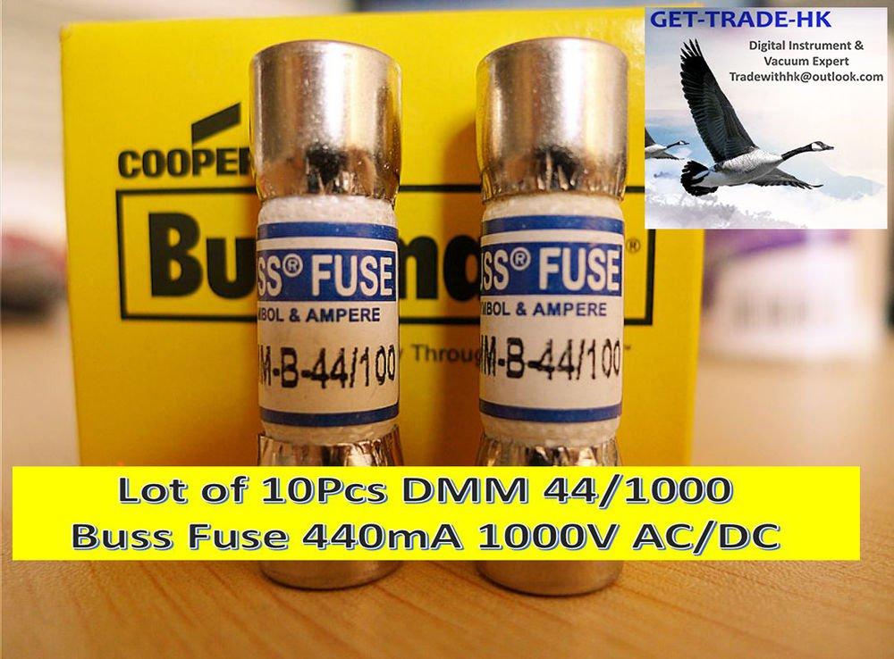 New Lot Fuke 179 189 multimeter Fuses 1000 Volts 440mA DMM-B-44/100 DMM-44