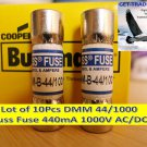 New Lot Fuke 179 189 multimeter Fuses 1000 Volts 440mA DMM-B-44/100 DMM-44
