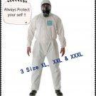 MICROGARD 2000 STD Disposable Coverall Work Wear 6 size S M L XL XXL XXXL