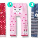 3x BUSHA Kids Pants / Legging / Japan/ Size: 95 (6)