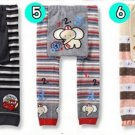 3x BUSHA Kids Pants / Trousers / Legging / Product of Japan/ Size: 80 (5)