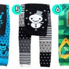 3x BUSHA Kids Pants / Trousers / Legging / Product of Japan/ Size: 90 (2)