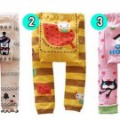 3x BUSHA Kids Pants / Trousers / Legging / Product of Japan: Size 90 (1)