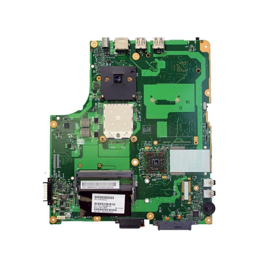 Toshiba Satellite Pro A210 A215 w/ AMD Laptop Motherboard - V000109210