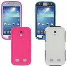 Samsung Galaxy S4 OtterBox Preserver Series Case in Pink/Blue OEM Genuine