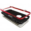 "New Hybrid Hard Soft Rubber Skin Case Cover For iPhone 6 4.7"" Plus 5.5"" - Red"