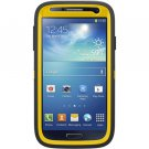 Hornet (Sun Yellow  Black) Defender Case for Samsung Galaxy S4