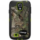 XTRA Green RealTree Defender Case for Samsung Galaxy S4